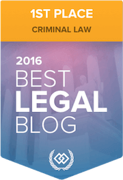 Best Legal Blog 2016
